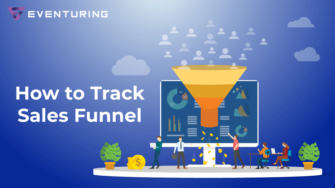 how to track sales funnel