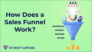 how does a sales funnel work