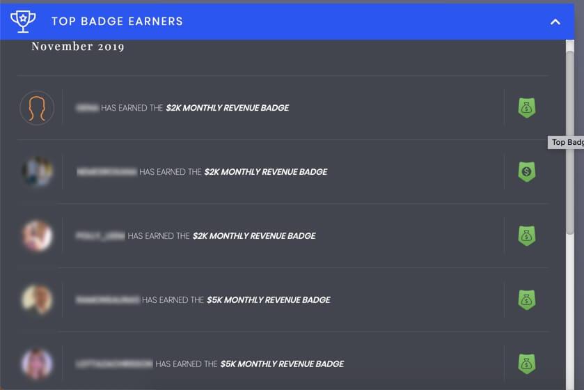 amazing selling machine success